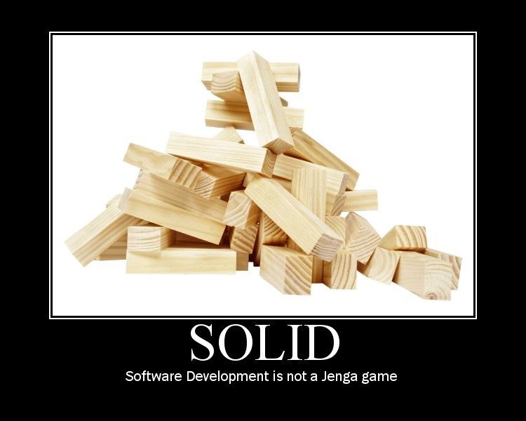 程序开发并不是堆积木游戏